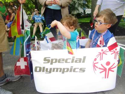 spec olympics