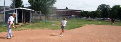 hitting 2
