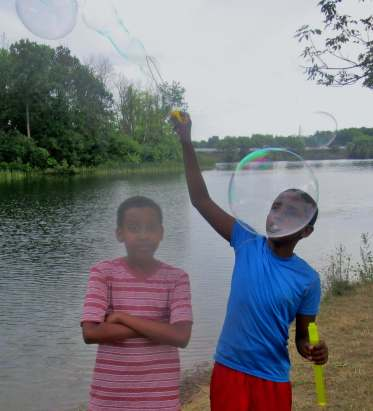 bubble boys