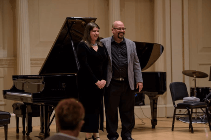 pic-four-brigid-harrigan-and-academy-director-brannon-hungness-on-the-carnegie-stage