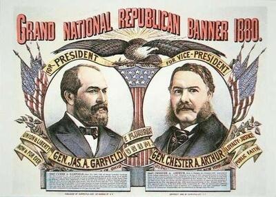 1880 Republican Candidates