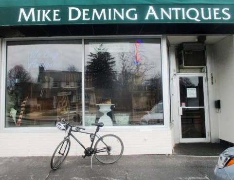 demming bike new