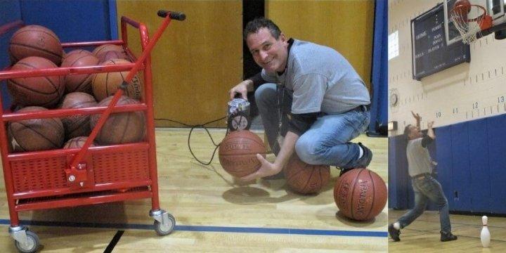 e. basketball