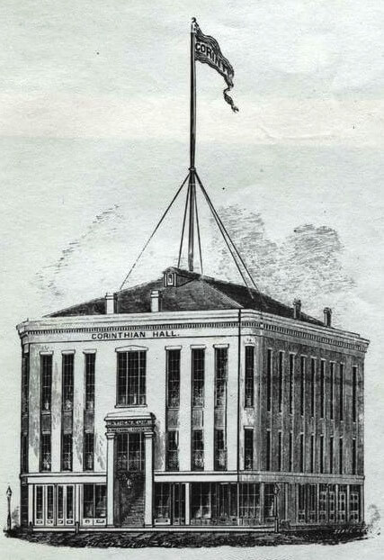 1. Corinthian Hall