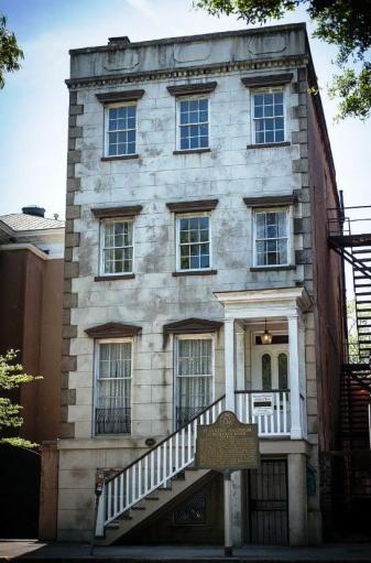 Flannery's Savannah Home