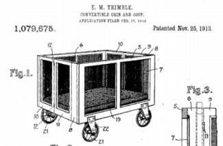 Kiddie-Koop Patent