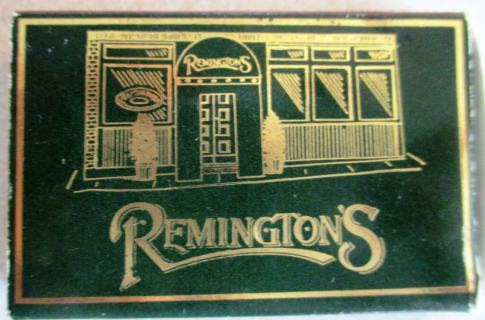 1. Remington's