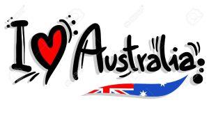 I love Australia!