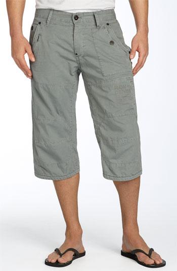 Men's Long Surfer Style Shorts