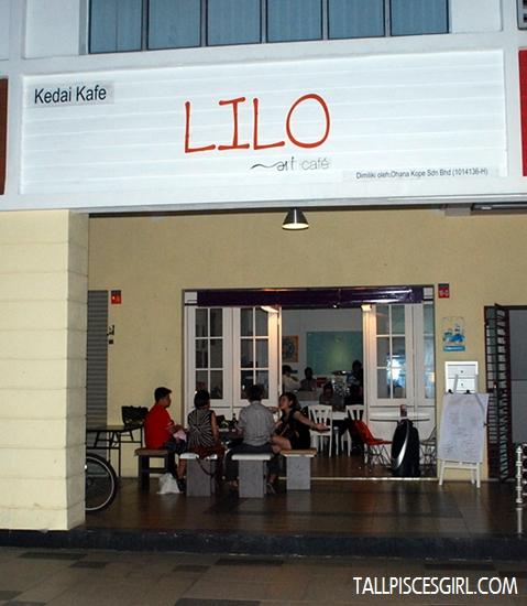 Lilo Art Cafe