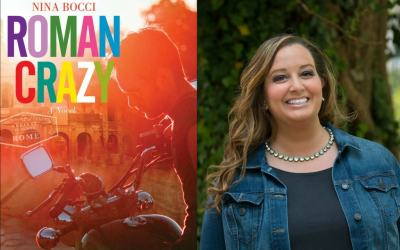 Go ROMAN CRAZY For Nina Bocci's Debut