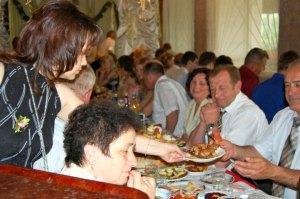 Весільні зали - особливості