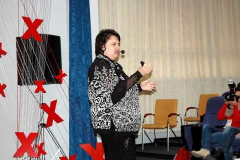 """TEDxLviv """"Точка перетину"""", Наталія Карпова (Київ)"""