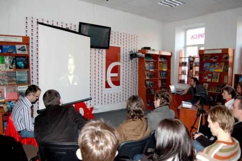 """TEDxSvobodaAve Salon """"Проспект вільних ідей"""""""