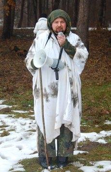 Роман Метельський - під час проведення зимового open-air