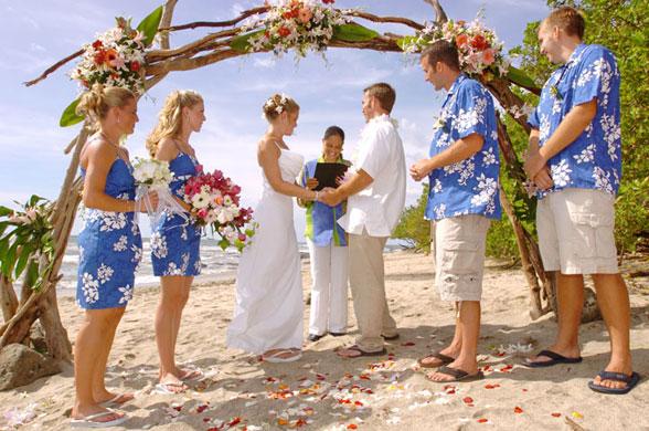 Стилізоване весілля