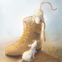 Mice lace
