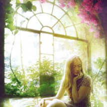 Window greenery soft glow_sharpen version
