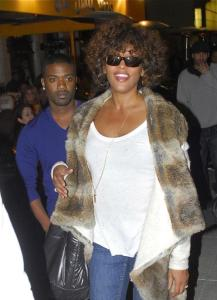 Whitney Houston and Ray J Together Until She Died?
