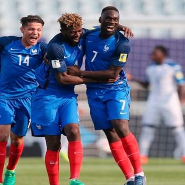 Francia, demasiado para Honduras (3-0)