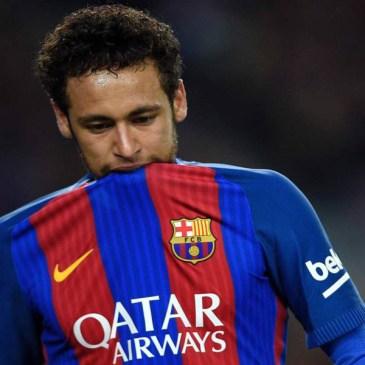 La Liga rechazó el pago de la cláusula de Neymar