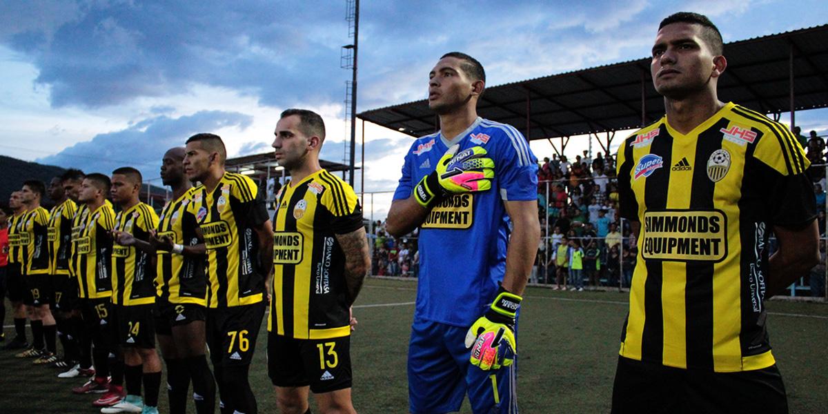 Deportivo Táchira tropezó en su visita a Ureña