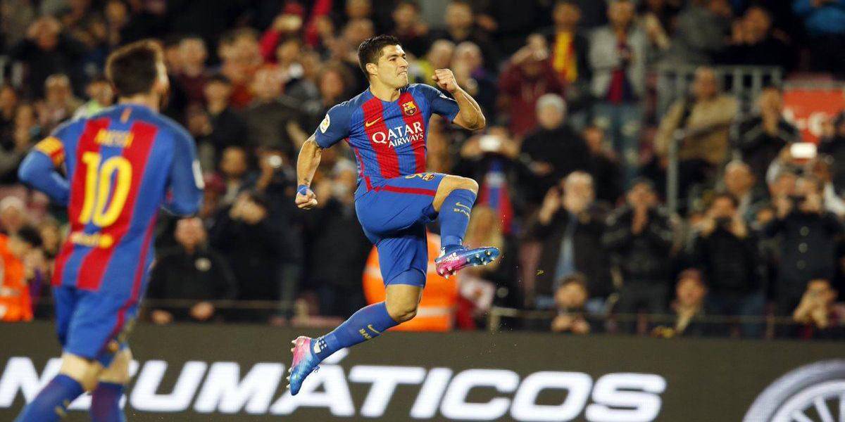 Barcelona necesita que Suárez vuelva a lastimar a Real Madrid
