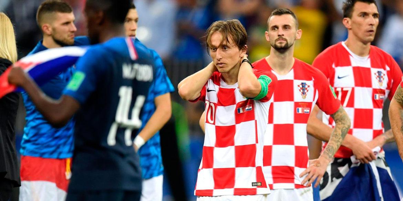 """Modric: """"Hemos sentido el amor y el cariño del mundo"""""""