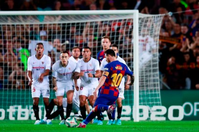 Barcelona amplía su seguidilla de victorias tras golear a Sevilla