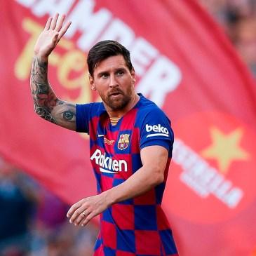 Los increíbles números de Messi ante Levante