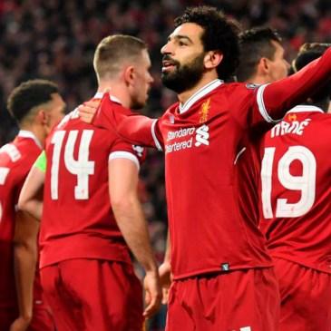 Liverpool ya aseguró su tiquete a la próxima Champions