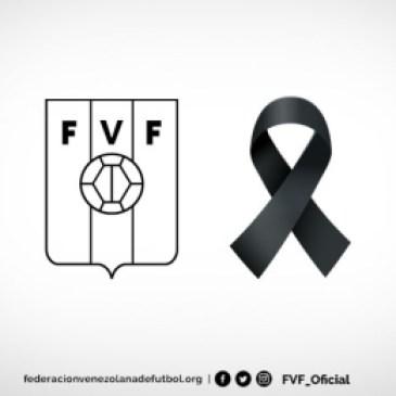 Muere Jesús Berardinelli, presidente de la Federación Venezolana de Fútbol