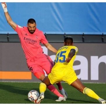 La falta de gol es una tortura para el Madrid