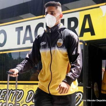 El Deportivo Táchira se instaló en Barinas para jugar el Torneo 2020