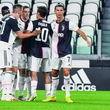 Danilo, Ramsey y Cristiano salvan a una gris Juventus
