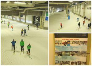Skihalle-Oberhof-Thüringer Wald-Thüringen