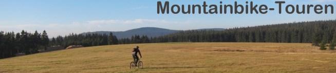 MTB-Touren-Thüringer Wald-Rennsteig