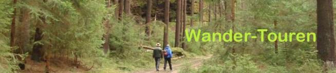 Wander-Touren-Thüringer Wald-Rennsteig