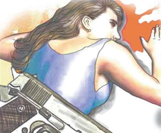 Resultado de imagen para Mujer muerta ayer de disparo por su pareja en san francisco de macors