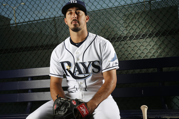 The Tampa Bay Rays selected the contract of RHP Ryan Garton on Wednesday. (Photo Credit: Unknown)