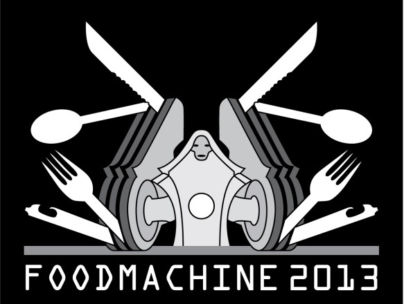 Foodmachine-Black