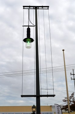 Replica 1888 Carbon Arc Street Light, 1988