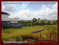 TANAH di CANGGU DIJUAL MURAH 500 m2 di Canggu Brawa