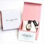 バレンタインプレゼントには時計がおすすめ!彼氏が喜ぶ人気ブランドを紹介!