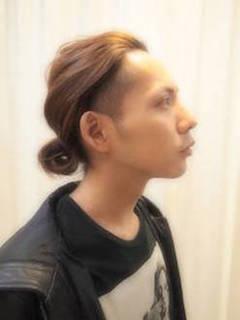 卒業式で使えるメンズのロングの髪型2
