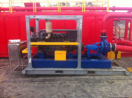 Centrifugal Pump 6x8