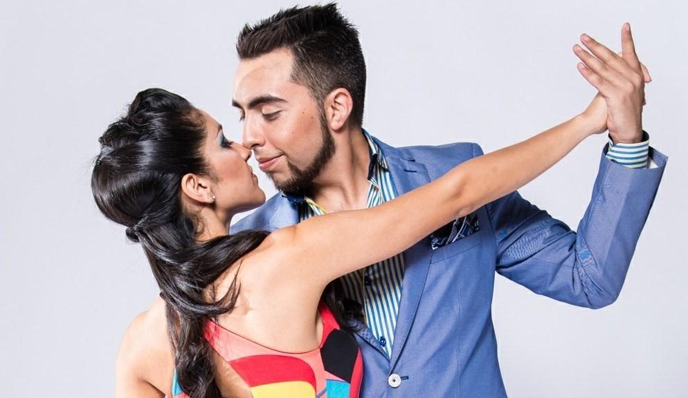 Clarisa Aragón and Jonathan Saavedra