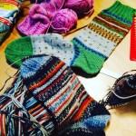 Socken im aus Regia Design Line  Arne & Carlos