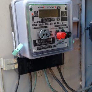 08 - Medidor eletrônico bidirecional