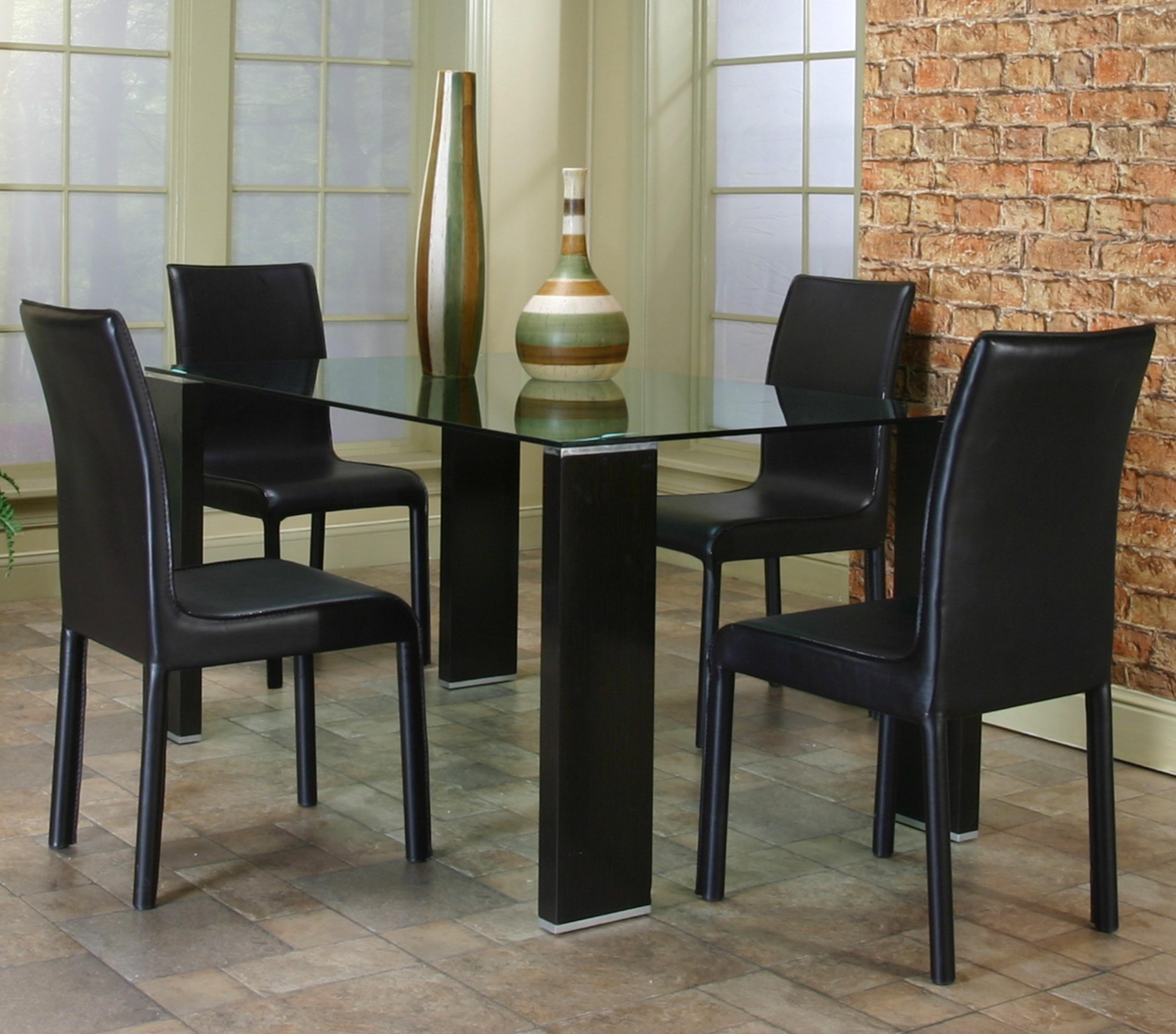 dining table designs in wood and glass kitchen table las vegas Glamorous Dining Table Design Image 7 of 19